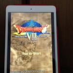 ドラゴンクエスト8アプリをipad mini2で遊んでみた レビュー。落ちるってホント?