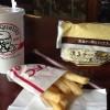ケンタッキー 焼きチーズハンバーグサンド食べてみた!カロリーは?原産国は?